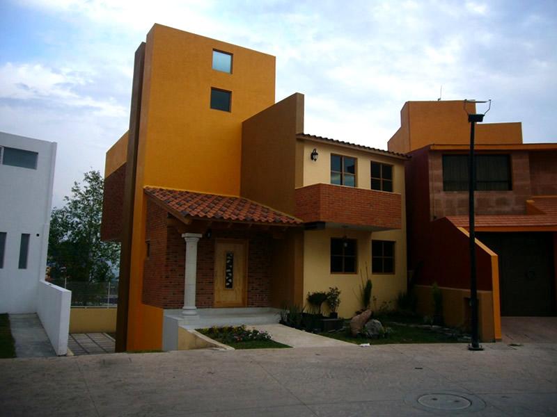 Casa emr 12 adq arquitectos for Estilo contemporaneo casas