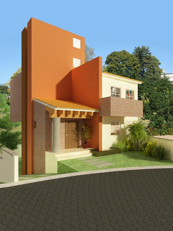 Casa emr 12 adq arquitectos for Casas estilo mexicano contemporaneo fotos